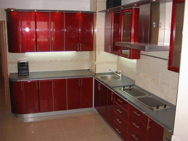 Кухня дизайн маленькая 6 кв фото