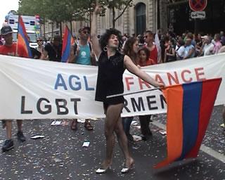 Армяне гомосексуалисты