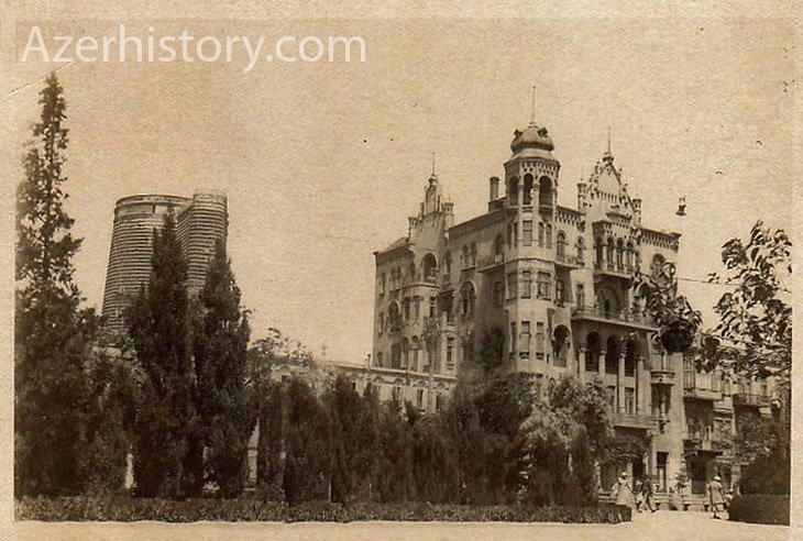 Baku-1920s-2-Девичья-башня-и-дом-Гаджинского.jpg