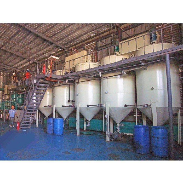 Оборудование для производства, рафинации и экстракции растительного и подсолнечного масла, рапсового, хлопкового и соевого масла 4.jpg