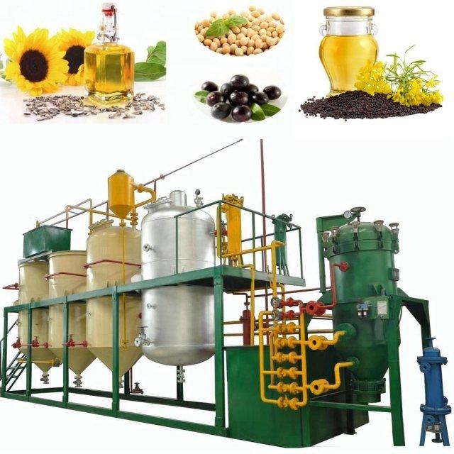 Оборудование для производства, рафинации и экстракции растительного и подсолнечного масла, рапсового, хлопкового и соевого масла.1.jpg
